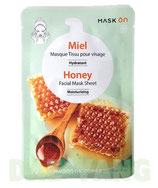 Mask On Facial Mask Sheet - Honey