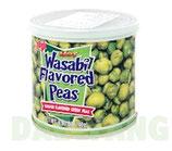 Hapi Hot Wasabi Flavored Peas 140g  わさび豆