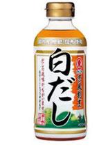 Kyo-fu Kappou Shiro Dashi  400ml 京風割烹白だし