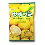 Kasugai Yuzu Gummy Candy ゆずグミ