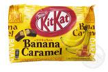 Kitkat Matcha Banana Caramel 12P  キットカット バナナキャラメル