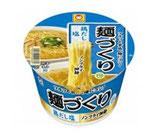 Maruchan Menzukuri Cup Toridashi shio  マルちゃん 麺づくり鶏だし塩