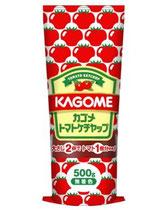Kagome Tomato Ketchup トマトケチャップ 500g