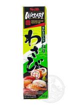 S&B Wasabi Paste 43g ヱスビーわさび