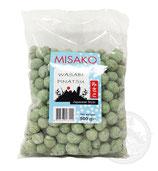 Peanuts Wasabi flavour 500g  わさび味ピーナツ
