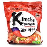 Nongshim Kimchi Ramen Multipack 120g×5  김치라면