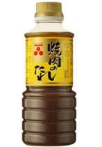 Moriota Yakiniku no Tare Mittelscharf  盛田焼肉のたれ 中辛 420g
