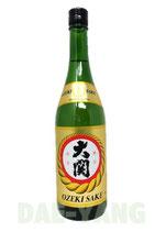 Ozeki Junmai Sake  750ml 大関純米酒
