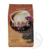 Houji Cha Milk Tea 112g (10 Sticks)  ほうじ茶オーレ
