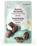 Mask On Facial Mask Sheet - Shea Butter