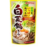 Daisho Hakusai Nabe Soup  ダイショー  白菜鍋スープ