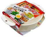 Microwave instant noodle cooker 電子レンジラーメン調理器