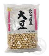 Soy beans from Hokkaido 250g  北海道産大豆