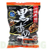 Kasugai Kuro Ame Brown Sugar Candy 150g  黒あめ
