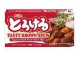S&B Torokeru Brown Stew 160g  S&B とろけるブラウンシチュー