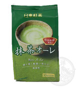 Matcha Milk Tea 120g (10 Sticks)  抹茶オーレ