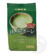 Matcha Milk Tea 120g (10 Sticks)  抹茶オーレ