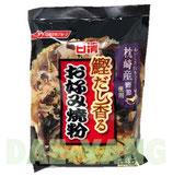 Nissin Okonomiyaki Ko 200g   日清 鰹だし香るお好み焼き粉