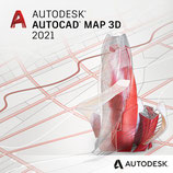 AutoCAD Map 3D 2022  inkl. AutoCAD Specialized Toolsets
