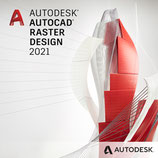 AutoCAD Raster Design 2022  inkl. AutoCAD Specialized Toolsets