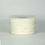 Filament PLA Blanc Model 3D 3mm