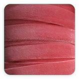 Cinta terciopelo elástico 10mm color Salmón oscuro