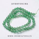Abalorios Piedra Aventurina (verde)
