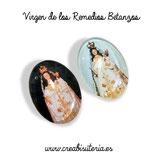 Cabuchón Cristal Religión - Virgen de los Remedios Betanzos (2 modelos)