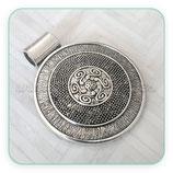 Colgante Mandala étnica medallón grande  -  C107236