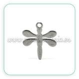 INOX libélula mini acero inox CHAOOO-C19127 (2 unidades)