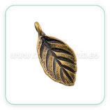 Hoja 2- 018 - oro viejo mini anilla perpendicular P15388 (10 unidades)