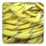 Cordón de Nylon de Escalada  4mm Modelo NUEVO Amarillo y gris * (3 metros)