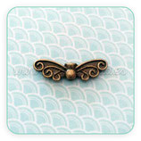 Entrepieza ALA/C -  mariposa  (10 unidades)