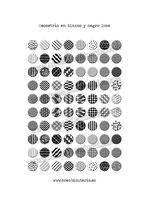 80 Imágenes geometría blanco y negro 14mm