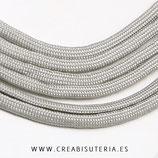 CESCALADA024B - Cordón de Nylon de Escalada  4mm  Gris claro  (3 Metros)