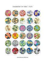 30 Imágenes Ornamentos Art Decó I 30x30mm