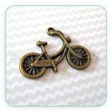 Charm TRANSPORTES -  bicileta mediana bronce viejo  CHAOOO-R13030 (4 unidades)