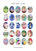 25 obras de Matisse 30x40mm