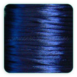 Cola de ratón color azul marino rollo 50m
