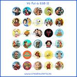 30 imágenes Ilustraciones Yo Fui a EGB II