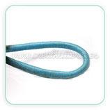 Cordón de goma Azul Claro 2,5mm