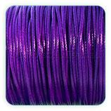 Cordón plastificado morado-lila 1mm (4 metros)