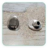 Botones ZAMAK B006 - Terminal botón 14x17mm (4 unidades)