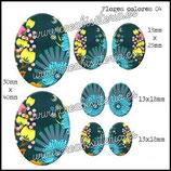 Imagen Flores de colores 04
