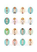 16 Imágenes Recortables M02 Dolly dingle fondo color 30x40mm