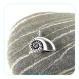 Colgante mar - Caracola anilla trasversal - unidad