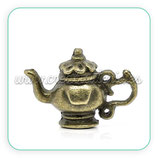 Charm tetera bronce viejo CHAOOO-C12785 - 10 unidades