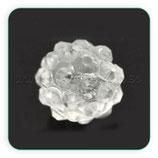 Abalorio Rhinestone R3 - 019 Traslúcido (5 abalorios)