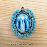 Producto Acabado - Medalla religiosa - La Milagrosa