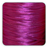 Cola de ratón color fucsia rollo 50m